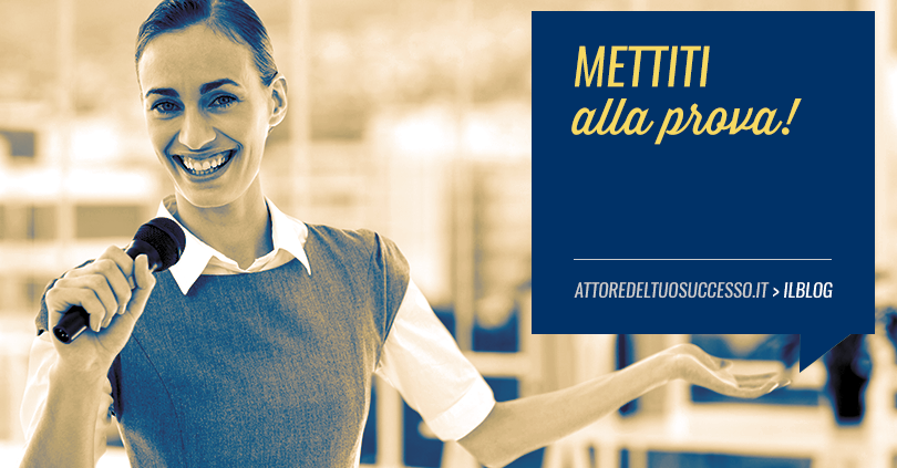 VIDEO ESERCIZI Public Speaking con l'Attrice