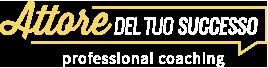 Attore del tuo successo - Logo