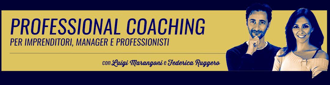 Professional Coaching per Imprenditori, Manager e Professionisti