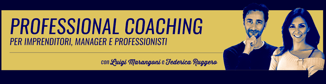 Professional Coaching per Imprenditori, Manager e Professionisti