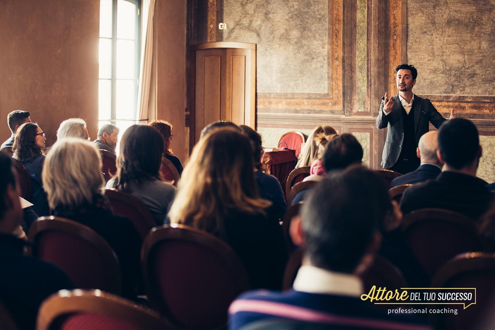 Corso Public Speaking Milano 2