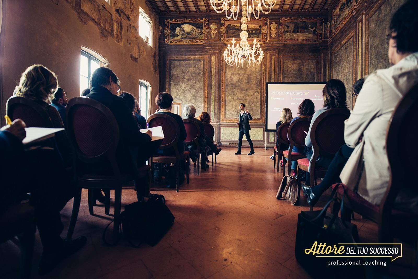 Corso Public Speaking Milano 4