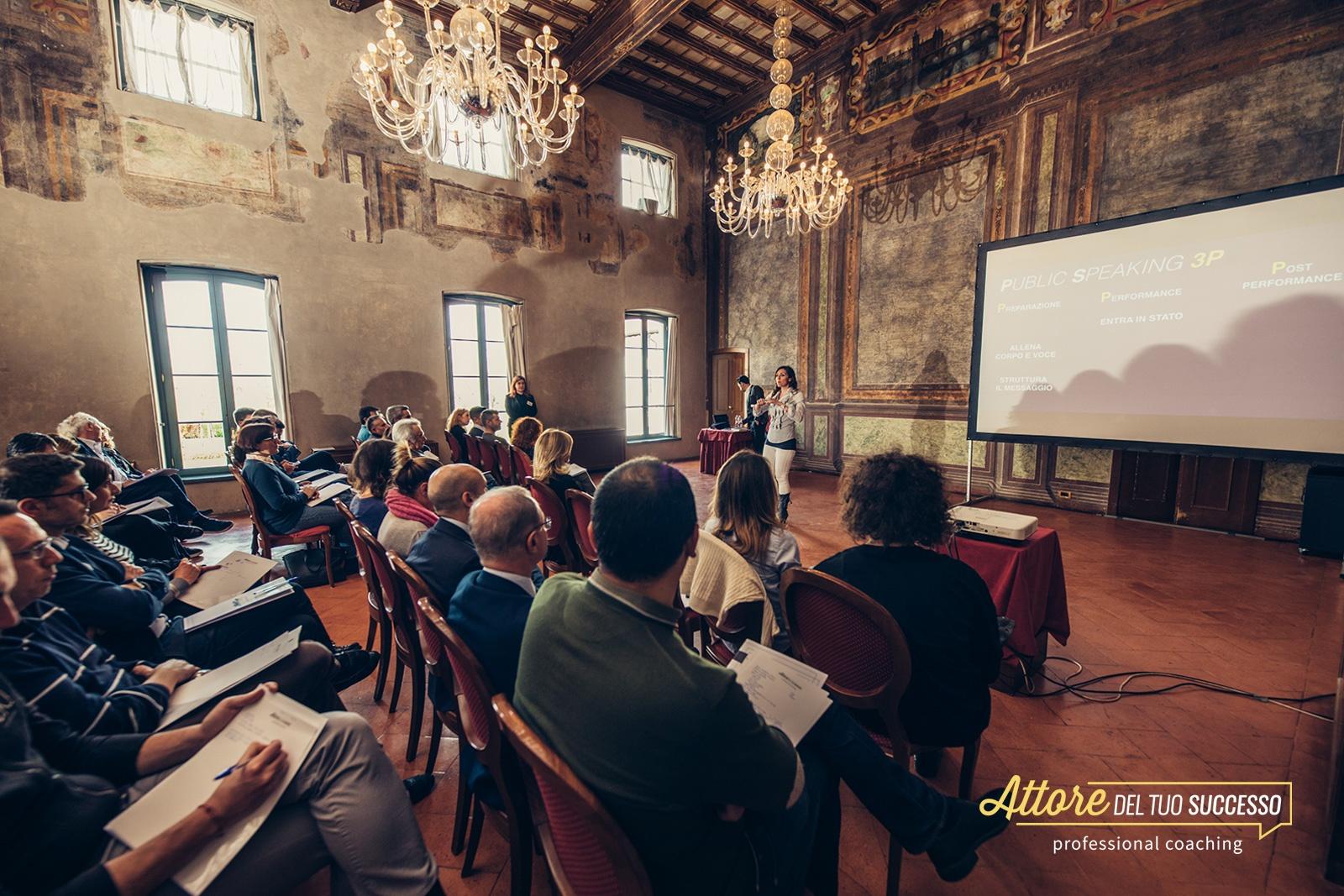 Corso Public Speaking Milano 5